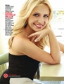 Sarah Michelle Gellar More Magazine (November 2013) - sarah-michelle-gellar photo