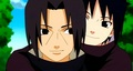 Sasuke and Itachi - uchiha-sasuke photo