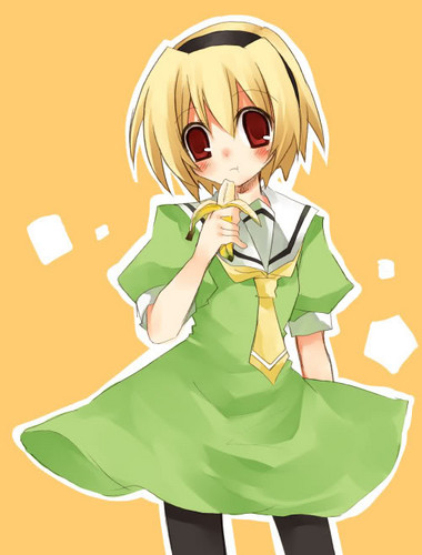 Higurashi no Naku Koro ni achtergrond probably with anime called Satoko Hojo