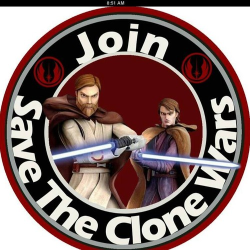 estrella Wars: Clone Wars fondo de pantalla probably with a roulette wheel called Save The Clone Wars