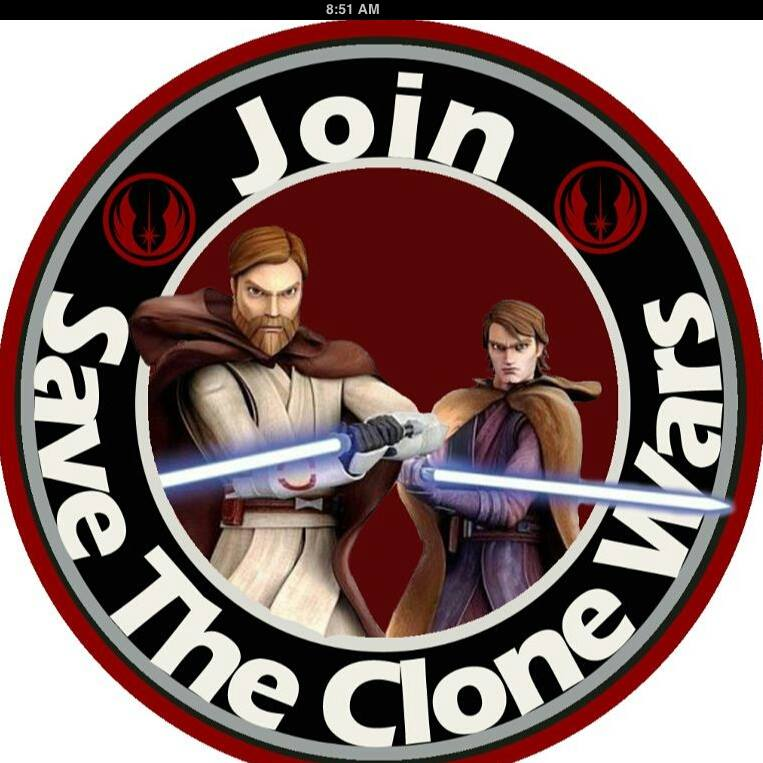 Save The Clone Wars