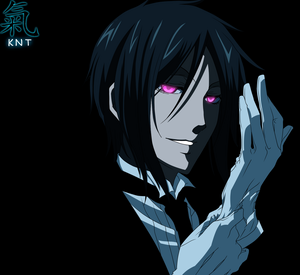 Sebastian Michaelis fan Art