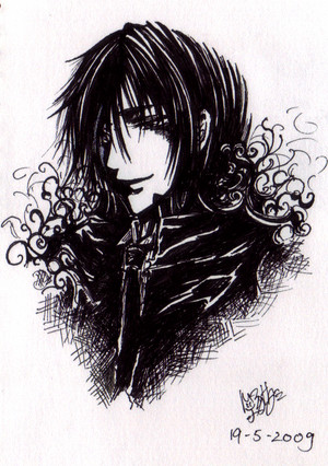 Sebastian fan art