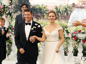 Seeley & Temperance Wedding