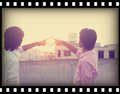 Shaaz Mohammad and Syed Sultan - emo-boys photo