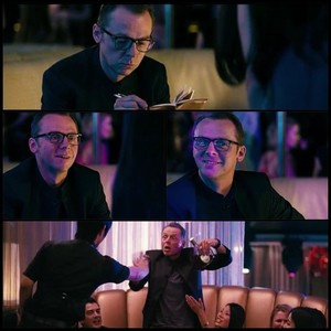 Simon in Hector And The paghahanap For Happiness ♥