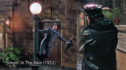 filmes clássicos wallpaper with a rua entitled Singin' In The Rain 1952