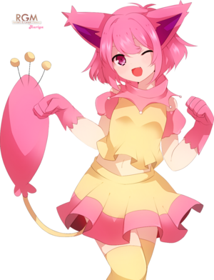 Skitty, Personified!~