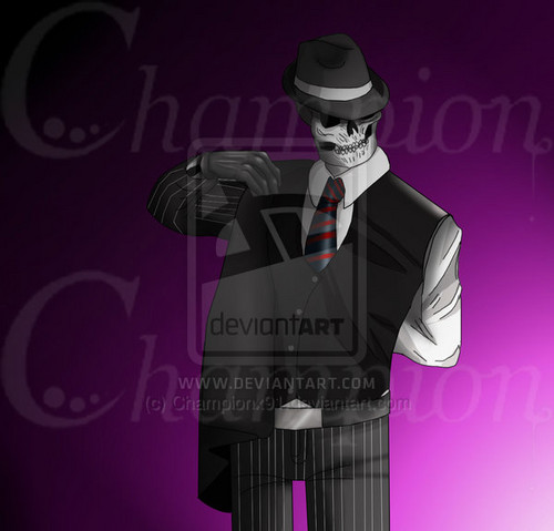 Skulduggery Pleasant fondo de pantalla entitled Skulduggery Pleasant - Clothes