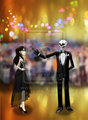 Skulduggery Pleasant - Requiem - skulduggery-pleasant fan art