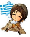Sleepy Greece! - hetalia-greece photo