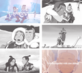 Sokka and Katara - avatar-the-legend-of-korra photo