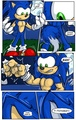 Sonic the Werehog Transformation - sonic-the-hedgehog photo