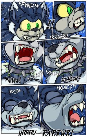 Sonic the Werehog Transformation