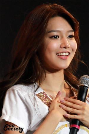 Sooyoung konser