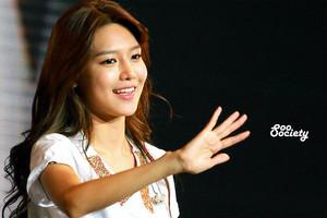 Sooyoung tamasha
