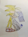 Sorry, I just can't hold it - sonic-fan-characters fan art