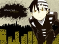 Soul☠Eater(Kid) - soul-eater wallpaper