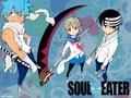 Soul☠Eater - soul-eater wallpaper