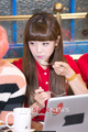 Soyul at Shanghai TV  - crayon-pop photo