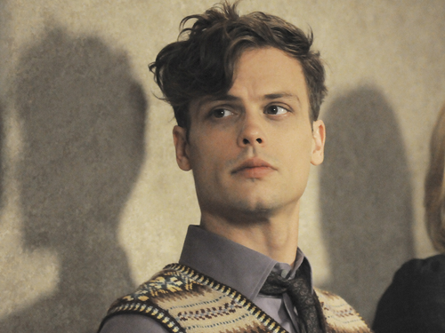 Criminal Minds wallpaper titled Spencer Reid