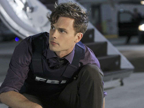 Esprits Criminels fond d'écran entitled Spencer Reid