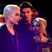 Spike, Angel & Buffy - spike icon