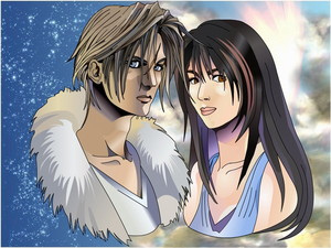Squall & Rinoa