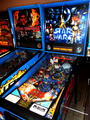 星, つ星 Wars OT Pinball Machine