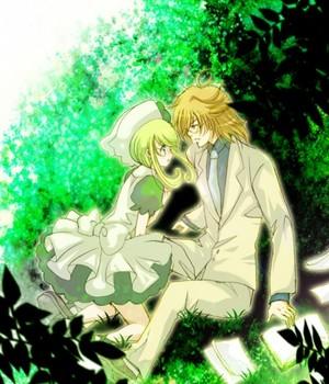 Suu and Nikaidou