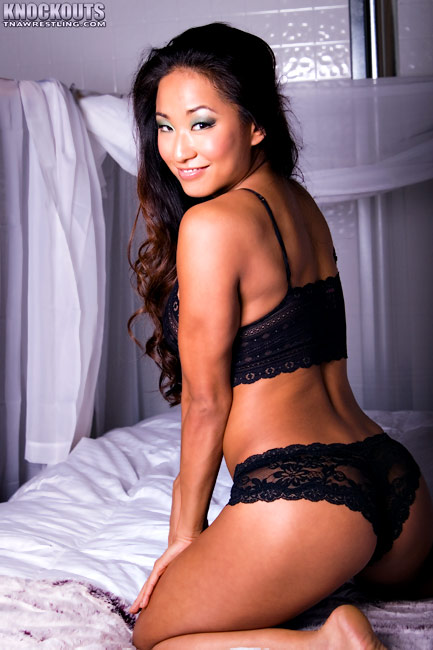 WWE Divas vs TNA Knockouts images TNA Knockout - Gail Kim wallpaper and background photos (35891728)