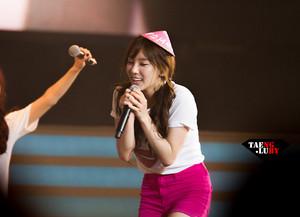 Taeyeon concierto