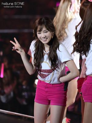 Taeyeon concert