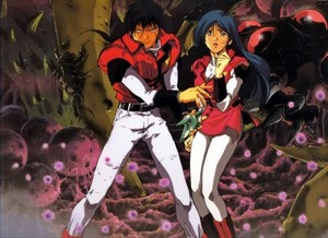 Takaya and Aki