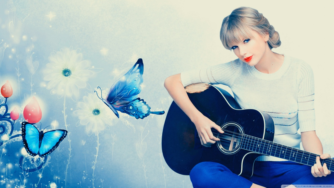 Taylor Swift Singer Wallpaper Area ~ Wallpaper Area | HD ...