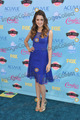 Teen Choice Awards and Laura Marano at Gibson Ampitheater - laura-marano-ally photo