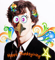 Thanksgiving Card - sherlock fan art