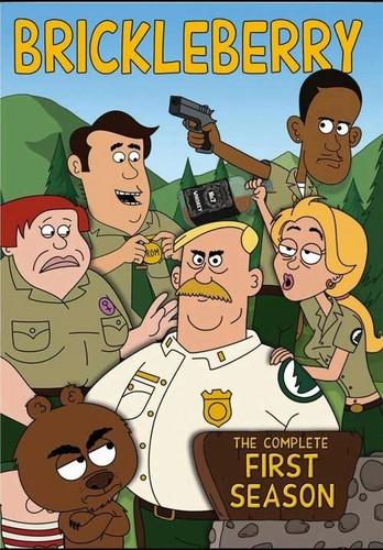 Brickleberry wallpaper with anime entitled The Complete First Season