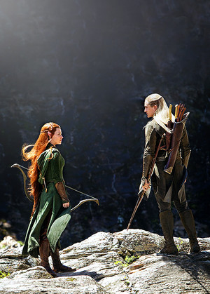 The Hobbit: Legolas | Tauriel