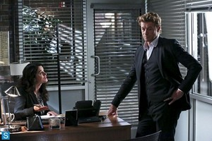 The Mentalist - Episode 6.05 - The Red Tattoo - Promotional фото