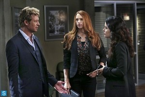 The Mentalist - Episode 6.05 - The Red Tattoo - Promotional foto-foto