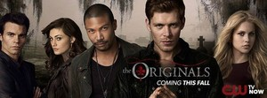 The Originals TheCW - Claire & Phoebe