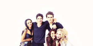 The Vampire Diaries Cast - Comic Con 2013