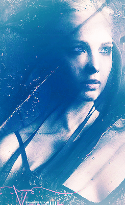 The Vampire Diaries Season 5 Posters - Girl + colors
