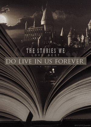 The stories we 사랑 live with us forever