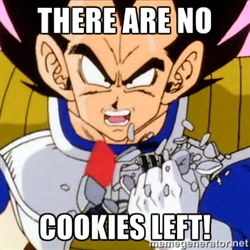 There Are No kekse, cookies Left!!!