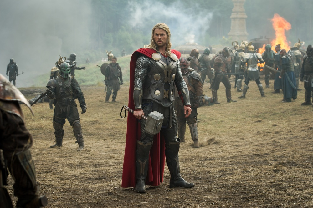 Thor: The Dark World - New HD Pictures