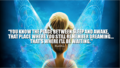 Tinkerbell - quotes fan art