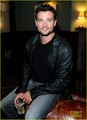 Tom Welling Parties for Michael Sugar at Toronto Film Festival! - tom-welling photo