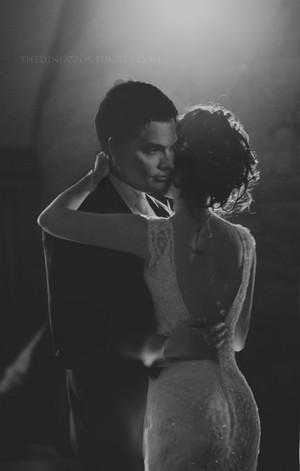 Tony and Ziva wedding 日